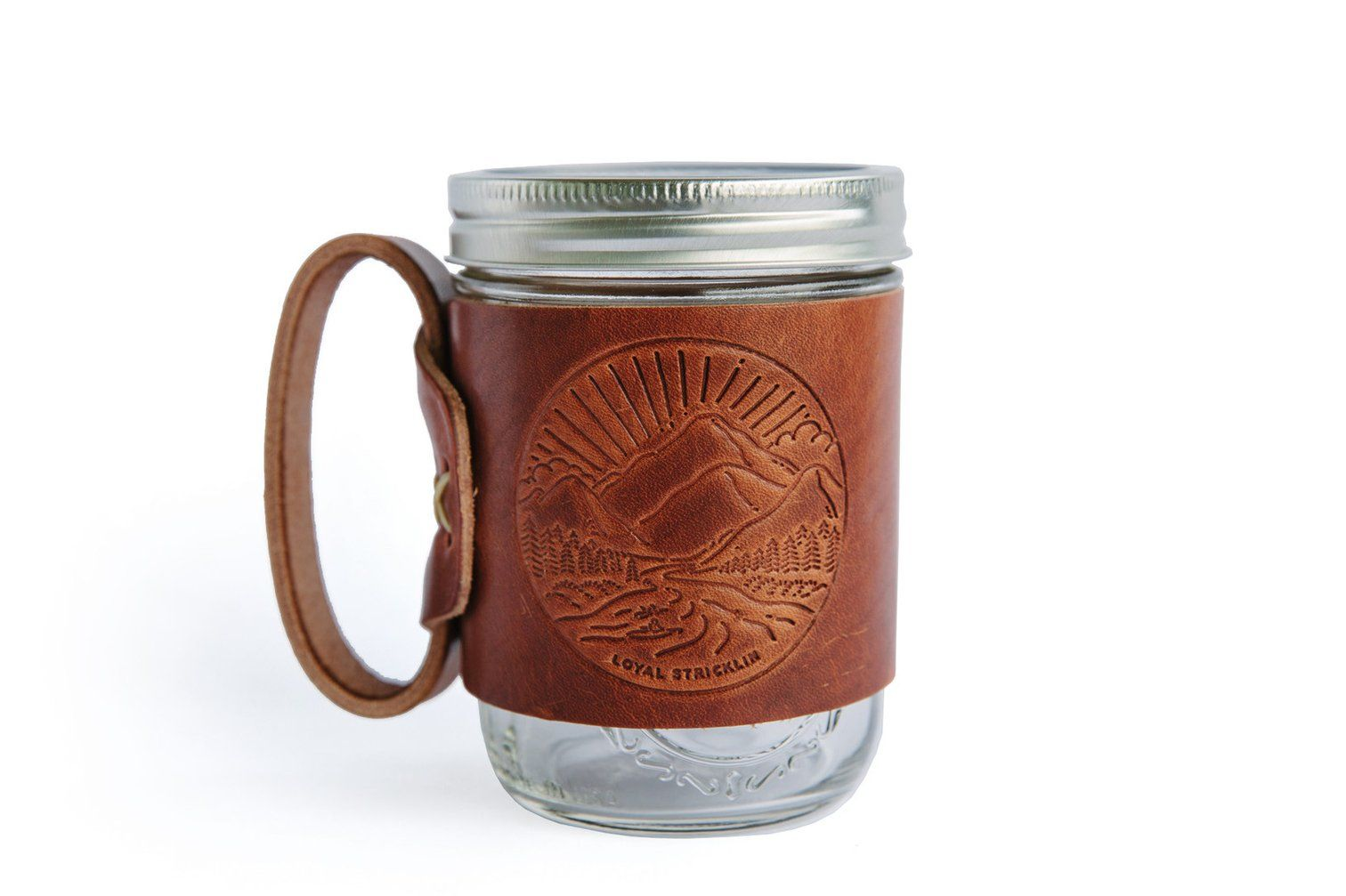 The Aviator Mug Whiskey Landscape Mugs, Handcrafted