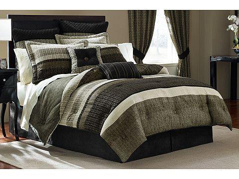 Croscill Portland Comforter Set - Cal King   Comforter ...