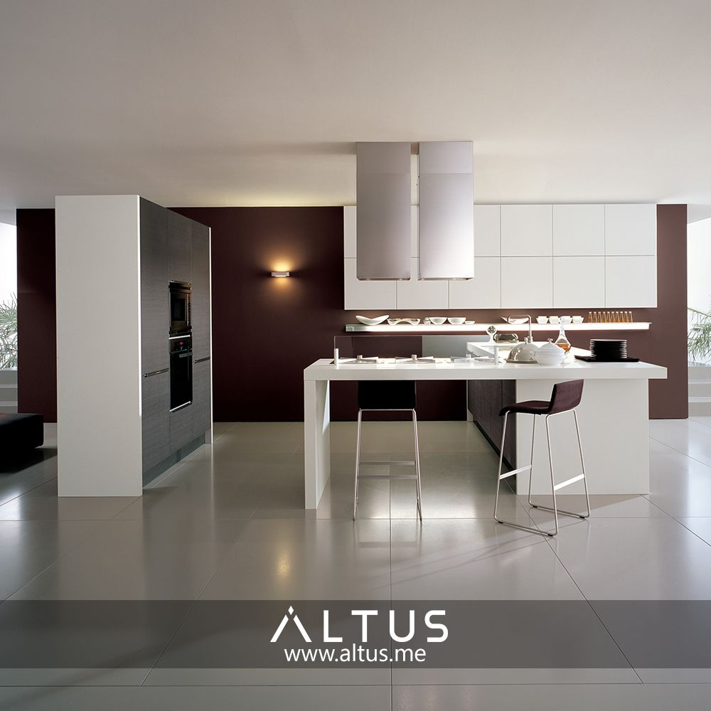 Kitchen Art Lebanon: Alineal System By Euromobil, Made In Italy. Www.Altus.me