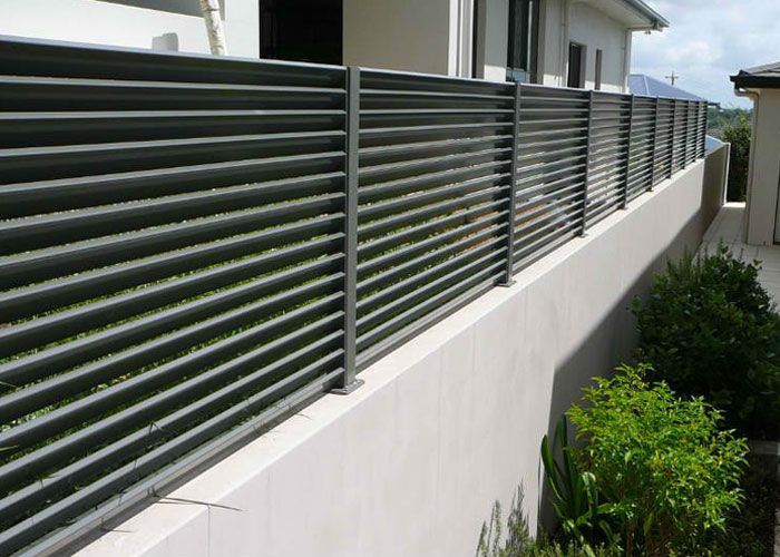 Get Top Class Stylish Fence Work For All Types Of Constructions