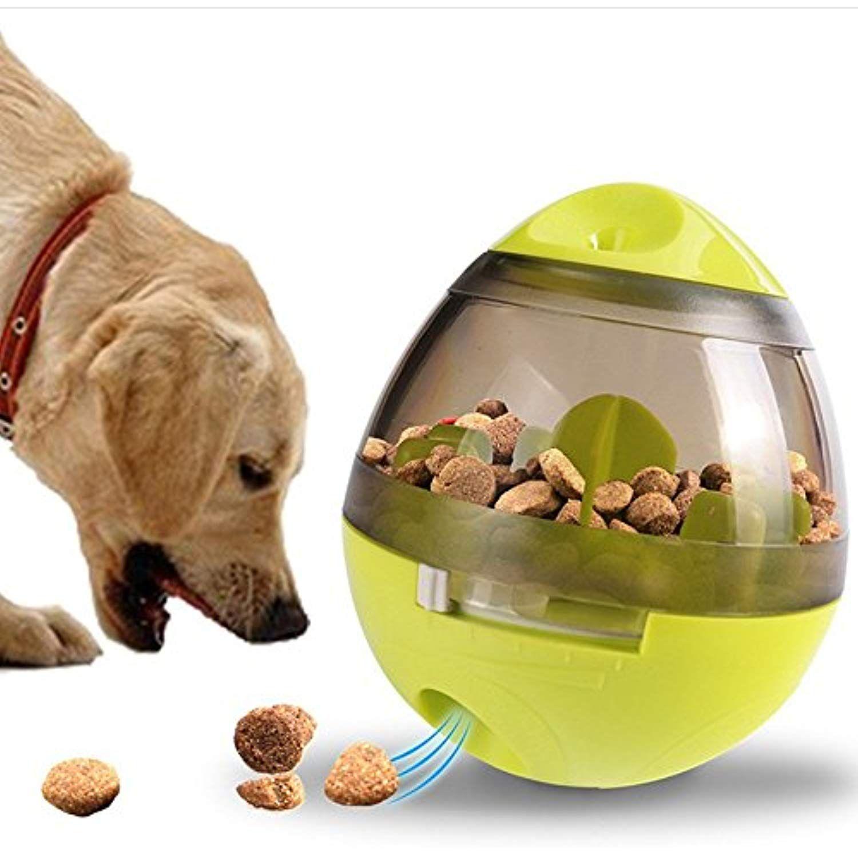 Ubei Pet Tumbler Interactive Pet Dog Shaking Food Leak Ball Funny