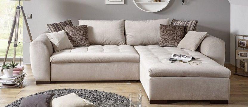 ecksofa grau mit braunen kissen Wohnzimmer Pinterest