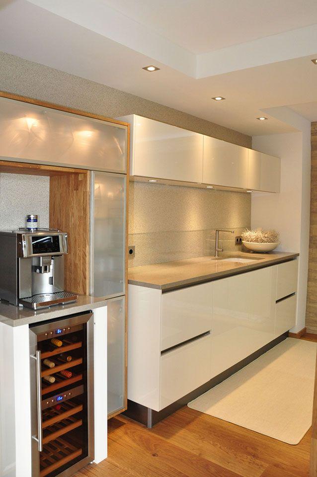 Referenz Küche der Familie Janssen aus Kleve Küche Pinterest - küche fliesen ideen
