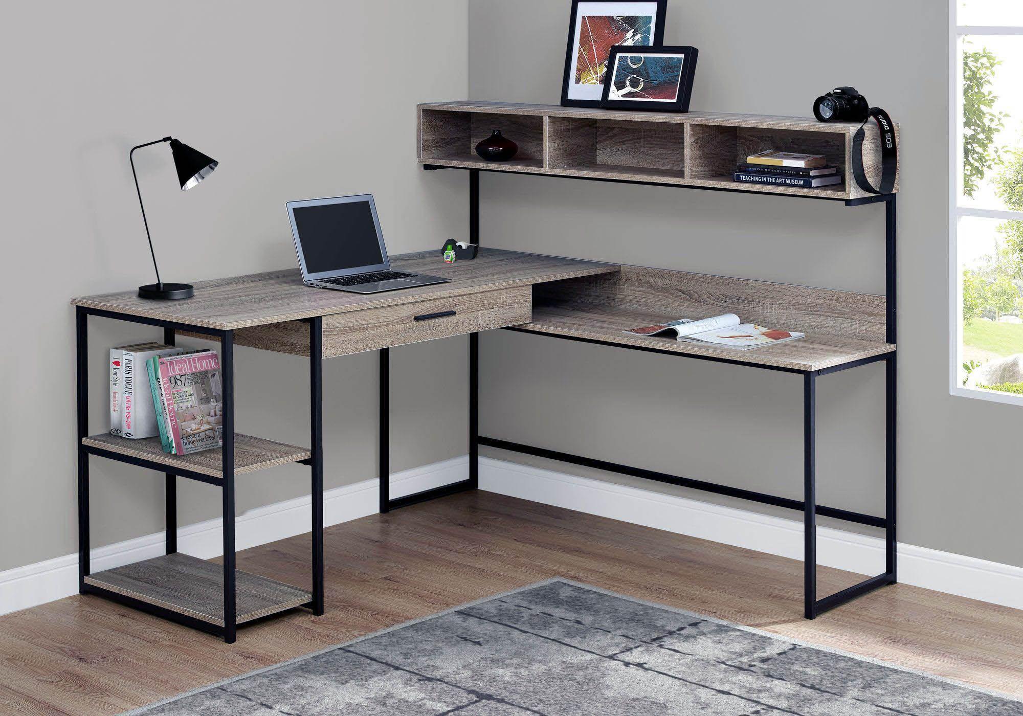 Desk Ideas Perfect For Small Spaces Diy Corner Desk L Shaped