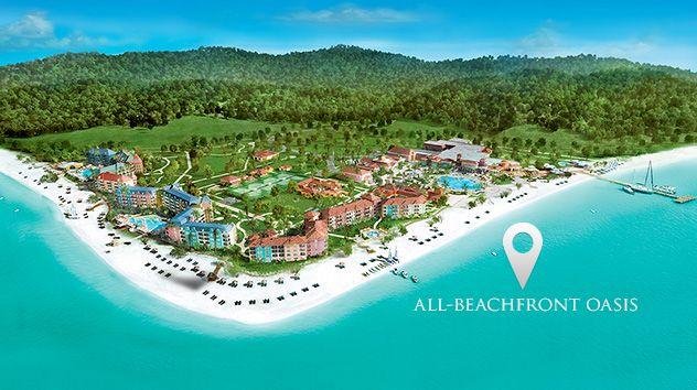 All Inclusive Resort In Jamaica Sandals Whitehouse European Village