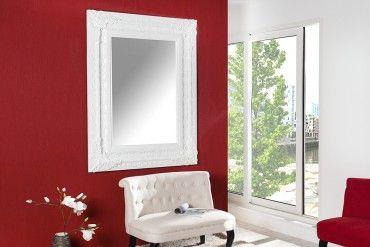Riviera Maison Spiegel : Euro riss ambiente exklusiver spiegel barock clermont weiß