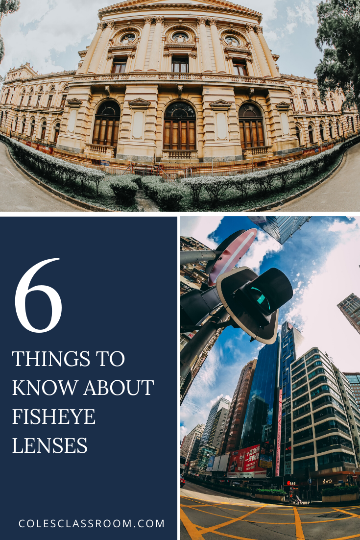 All You Need To Know About Using a Fisheye Lens