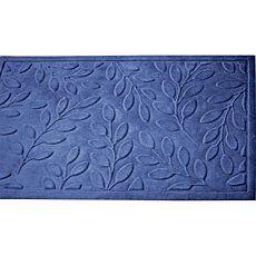 Soft Impressions Leaf Pattern Indoor Mat - 3' x 2' Price: USD 59.95 | UnitedStates