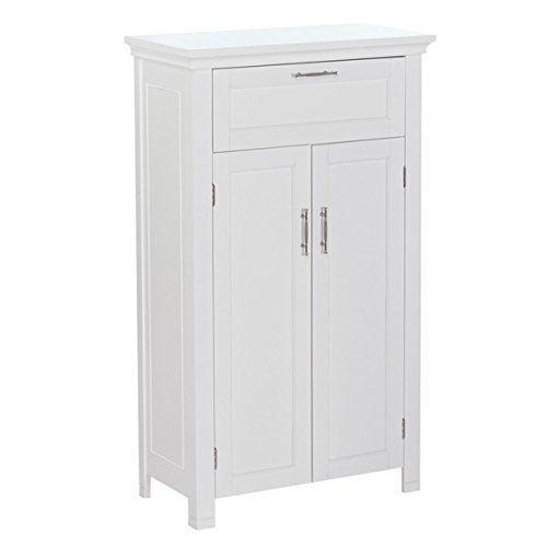 RiverRidge Somerset Two-Door Floor Cabinet 06-038 White ...