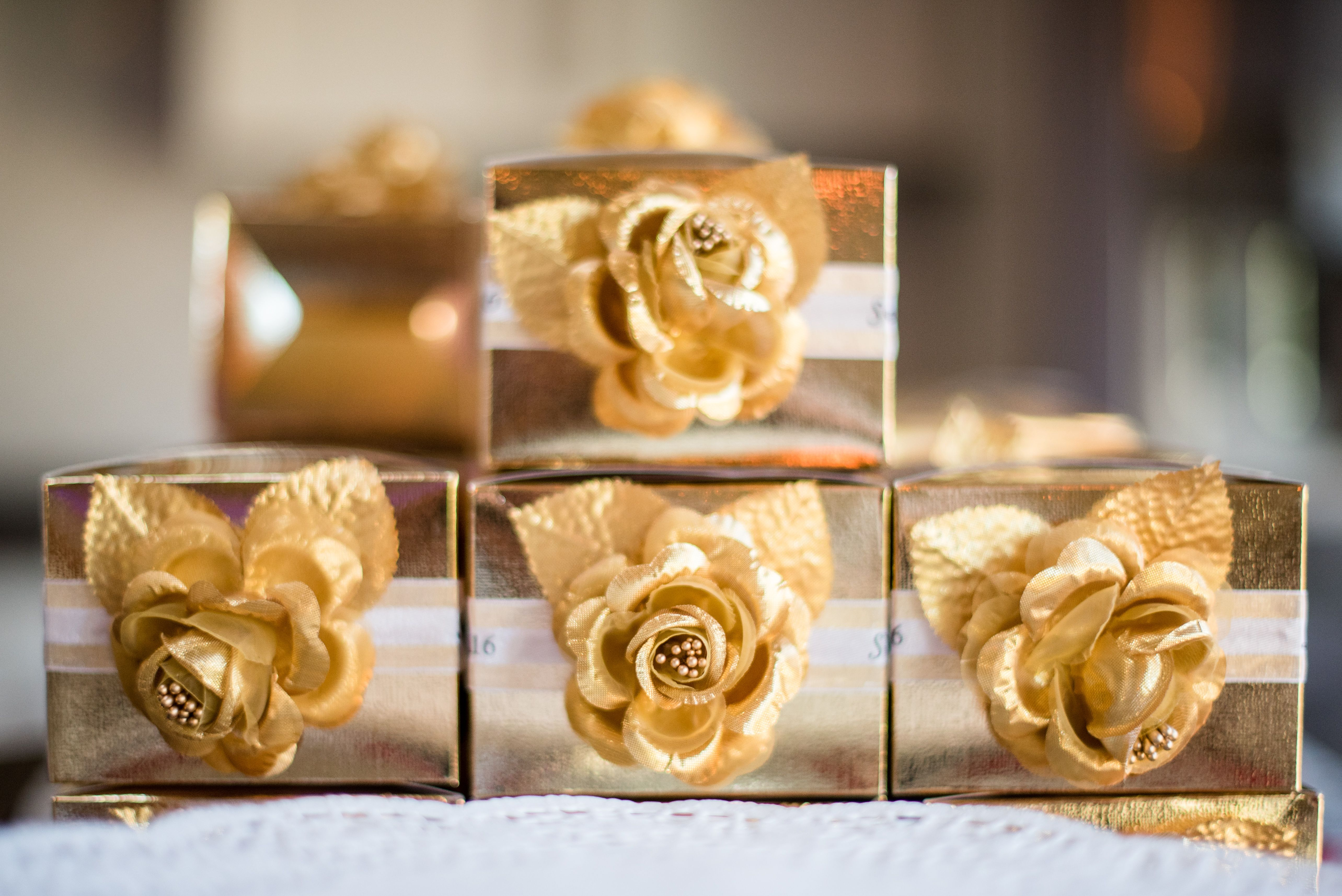 Goldbox wedding favors wedding ideas pinterest favors and