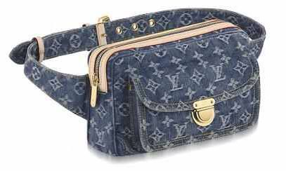 061b56eafff Louis Vuitton denim bum bag | Fashion in 2019 | Bags, Louis vuitton ...