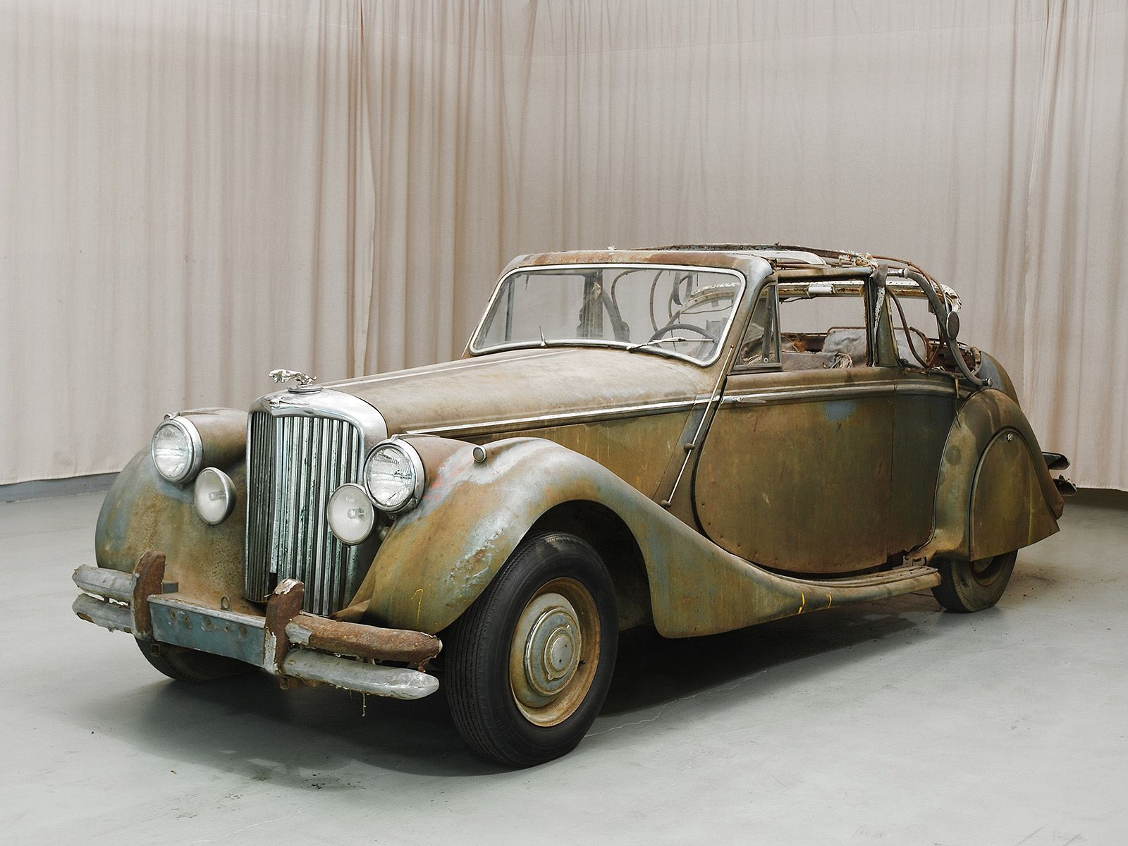 Jaguar Drophead | Jaguar | Pinterest | Cars, Rusty cars and Car stuff