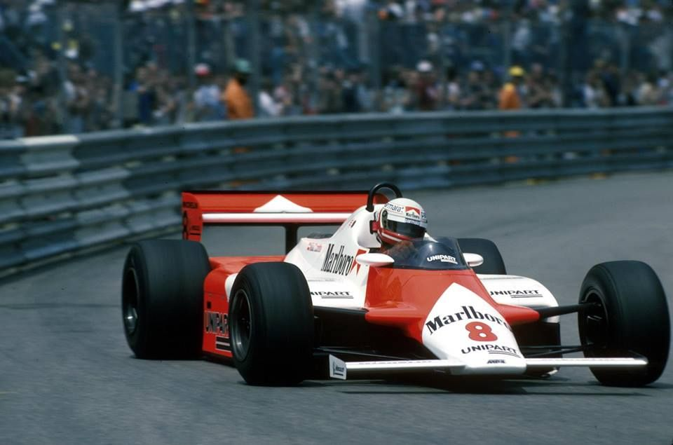 niki lauda aut mclaren mp4 1b monaco 1982 cdubs f1 pinterest mclaren mp4 f1 and. Black Bedroom Furniture Sets. Home Design Ideas