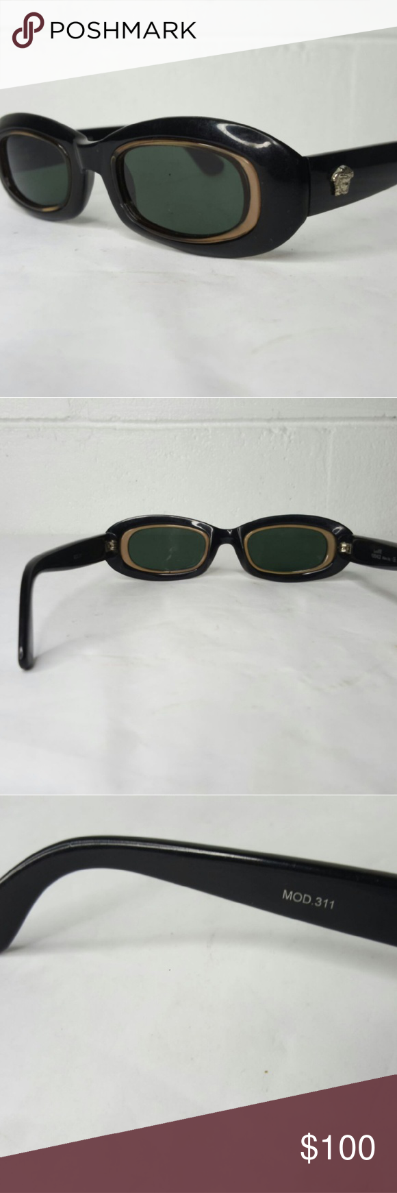 1ab2cf1f1083 GIANNI VERSACE Sunglasses MOD.311 Selling a pre-owned pair of GIANNI ...
