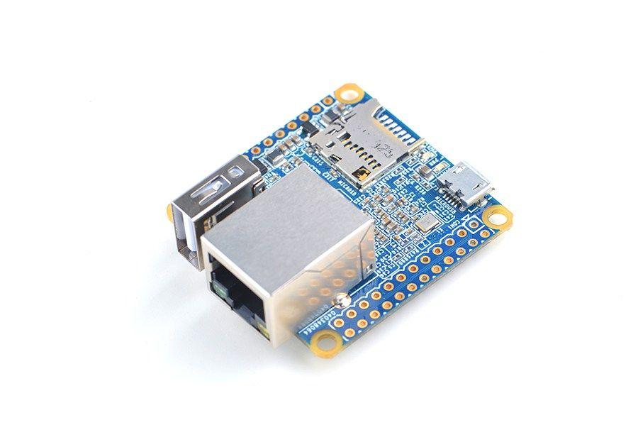 NanoPi NEO – Smaller and faster than Raspberry Pi Zero