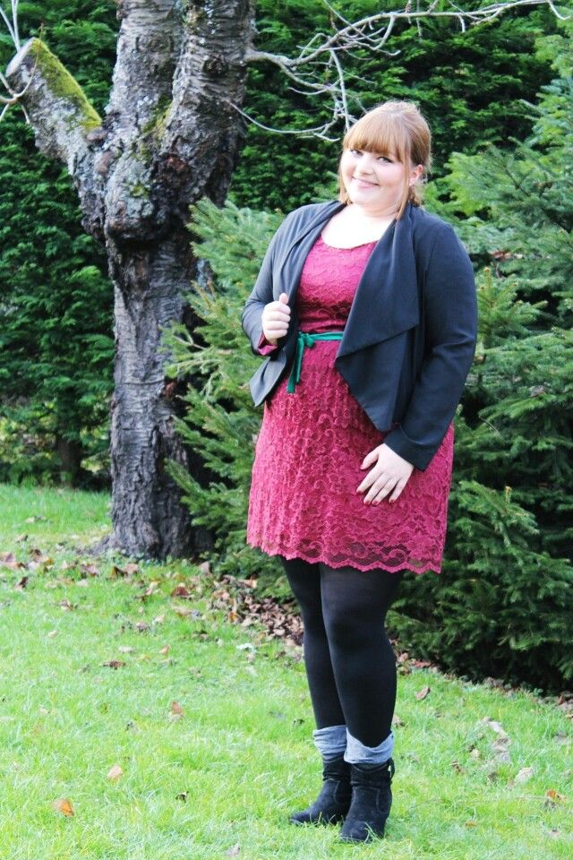 Outfit plus size