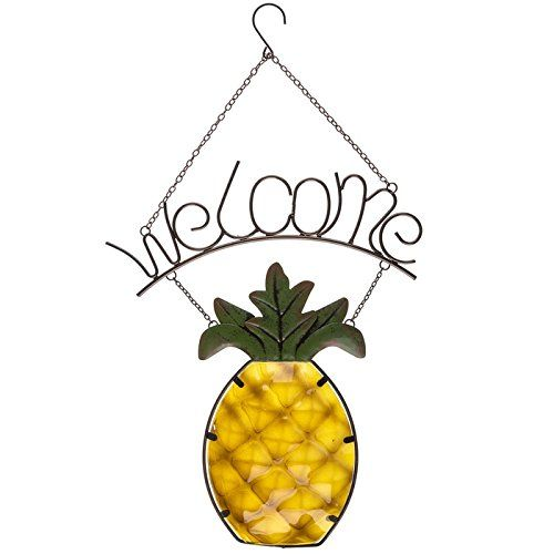 Pineapple Metal & Glass Welcome Sign Everydecor https://www.amazon.com/dp/B01HIMBPIS/ref=cm_sw_r_pi_dp_x_5BIgyb98SKKWR