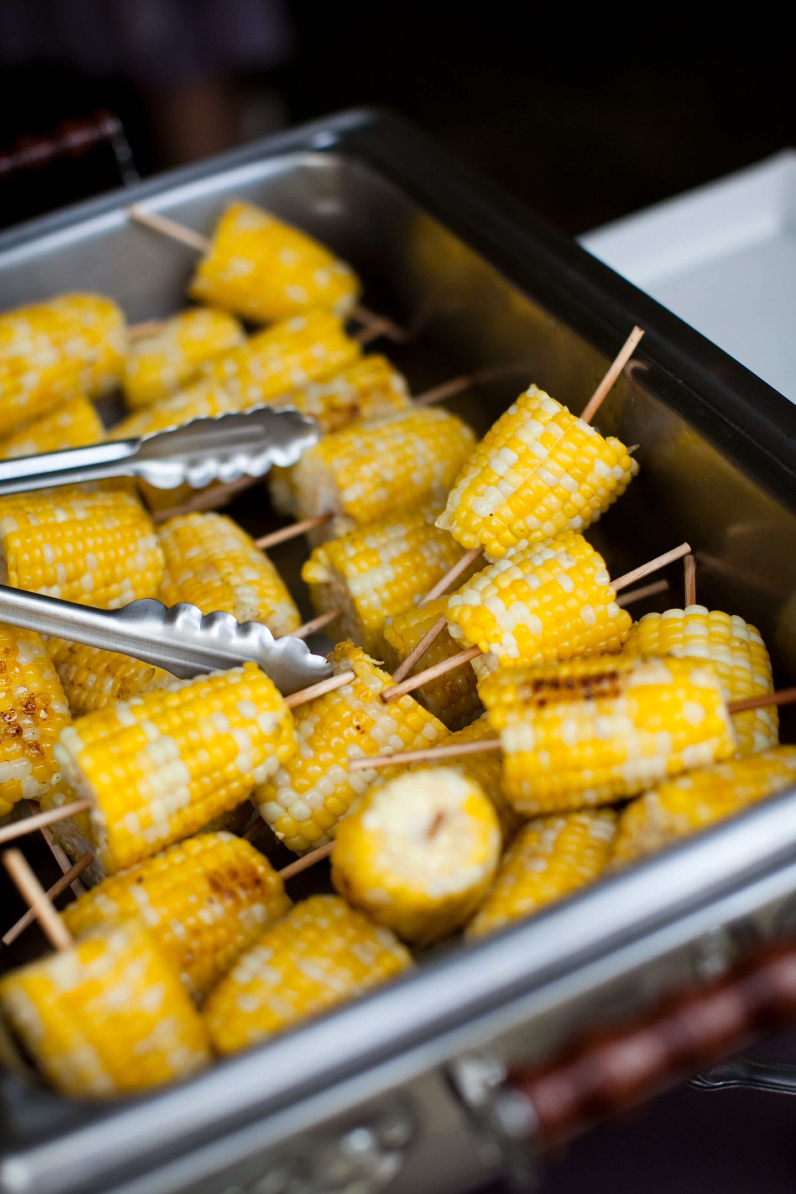mini corn on the cob www jenniferboylephotography com piece of