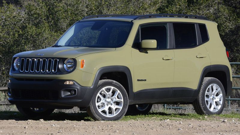 2015 Jeep Renegade First Drive [w/video] Jeep renegade