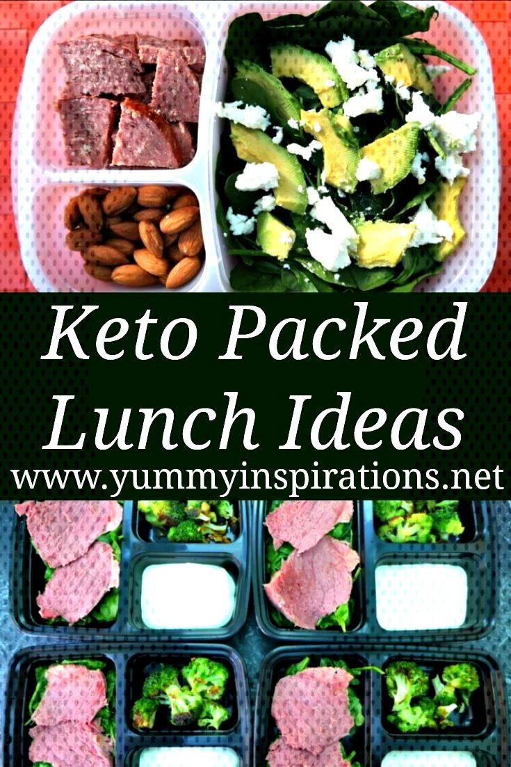 Easy Keto Packed Lunch Ideas – low carb, ketogenic friendly ideas for lunch boxes Easy Keto Packe