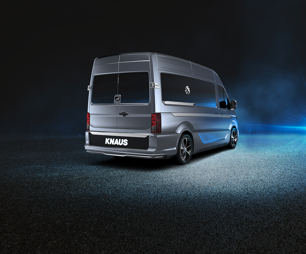 Knaus puts some sports car aggression into two new concept
