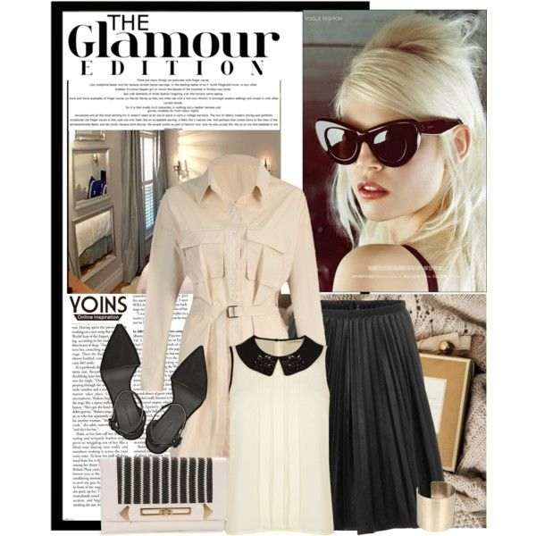 Mysterious Ways by polybaby on Polyvore featuring polyvore fashion style Darling Alexander Wang Zara Home yoins yoinscollection