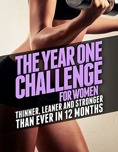 ARE YOU READY TO BUILD THE LEAN, STRONG, AND TONED BODY YOU'VE ALWAYS DESIRED? The Year One Challenge for Womenis a workout journal companion to the bestselling bookThinner Leaner Stronger. With the Thinner Leaner Stronger program, you'll lose 30 to 35 pounds of fatandbuild muscle in just one year. This book comprises a full year's …