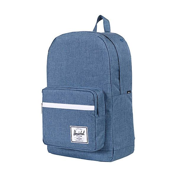 5187031cbb Herschel Supply Co. Pop Quiz Laptop Backpack ( 70) ❤ liked on Polyvore  featuring bags