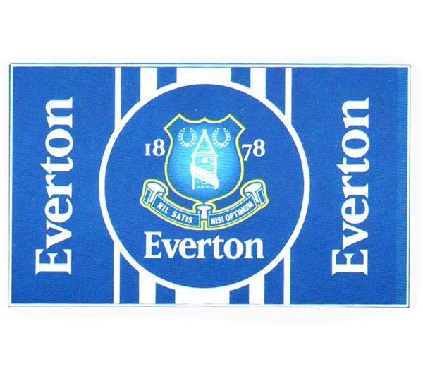 Everton Football Club Flag Everton Football Club Everton Football Kits