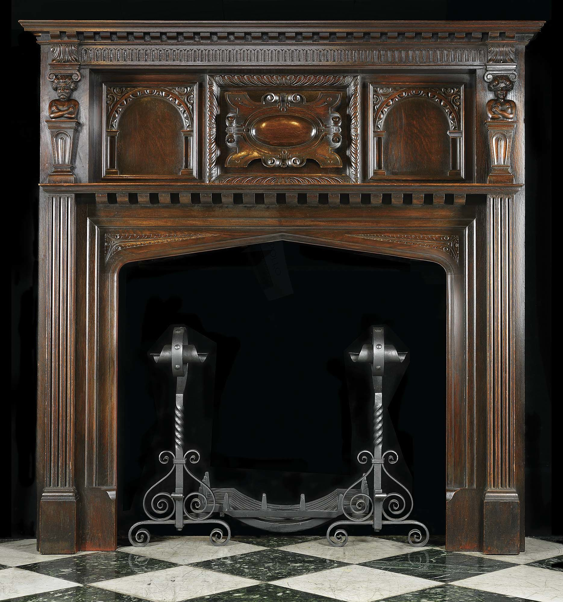 antique fireplace mantels surrounds types of fireplace casings