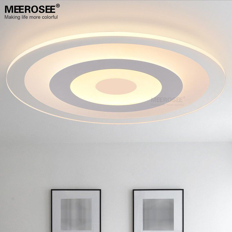 Simple Design Modern Ceiling Light Cover Round Ceiling Light