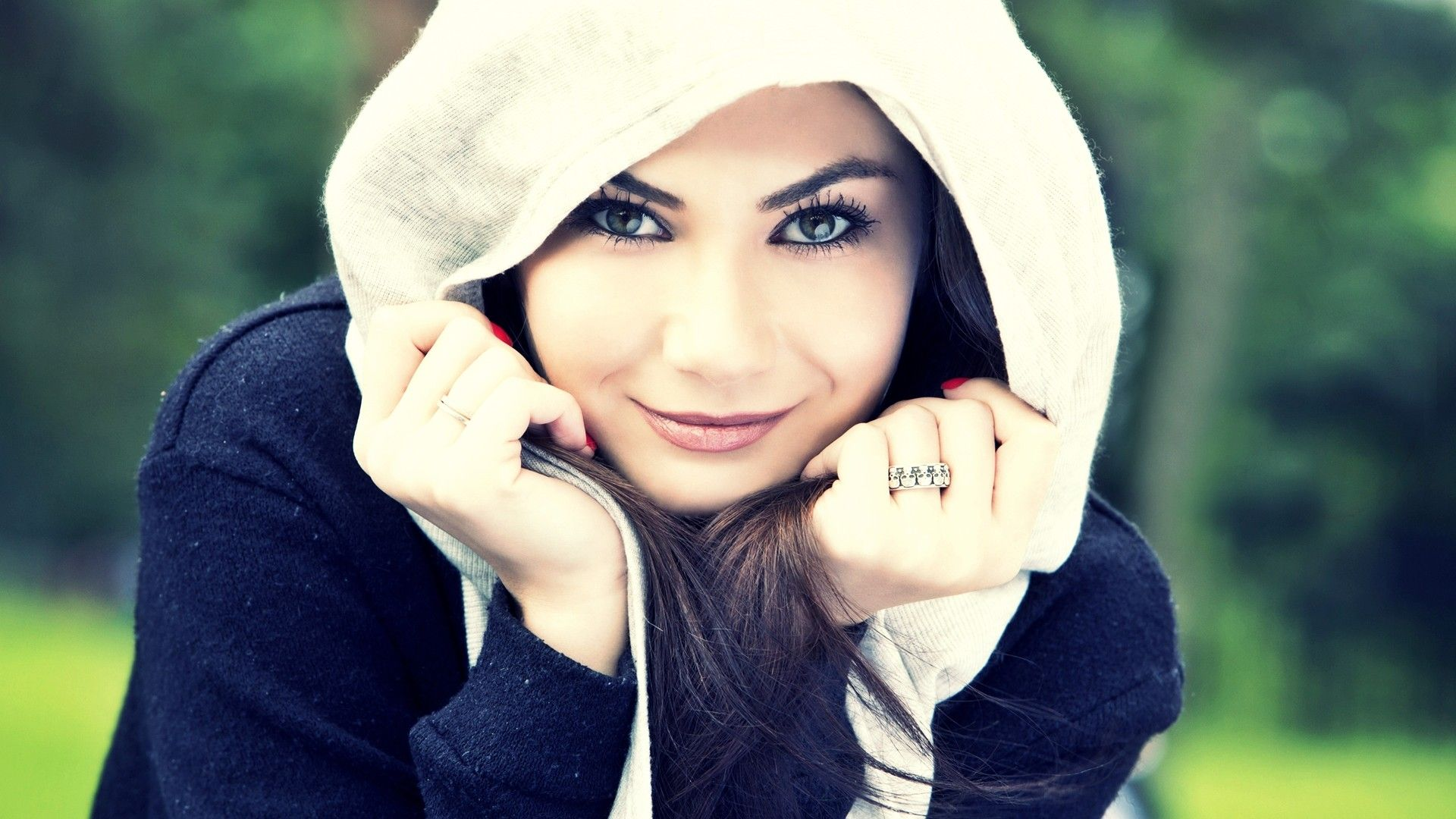 Hd wallpaper cute girl - Cute Smiling Girl Face Hd 1080p Wallpapers Download