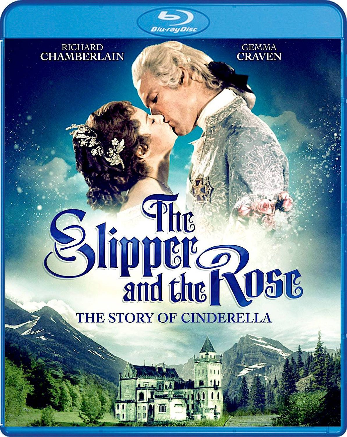 THE SLIPPER AND THE ROSE THE STORY OF CINDERELLA BLURAY