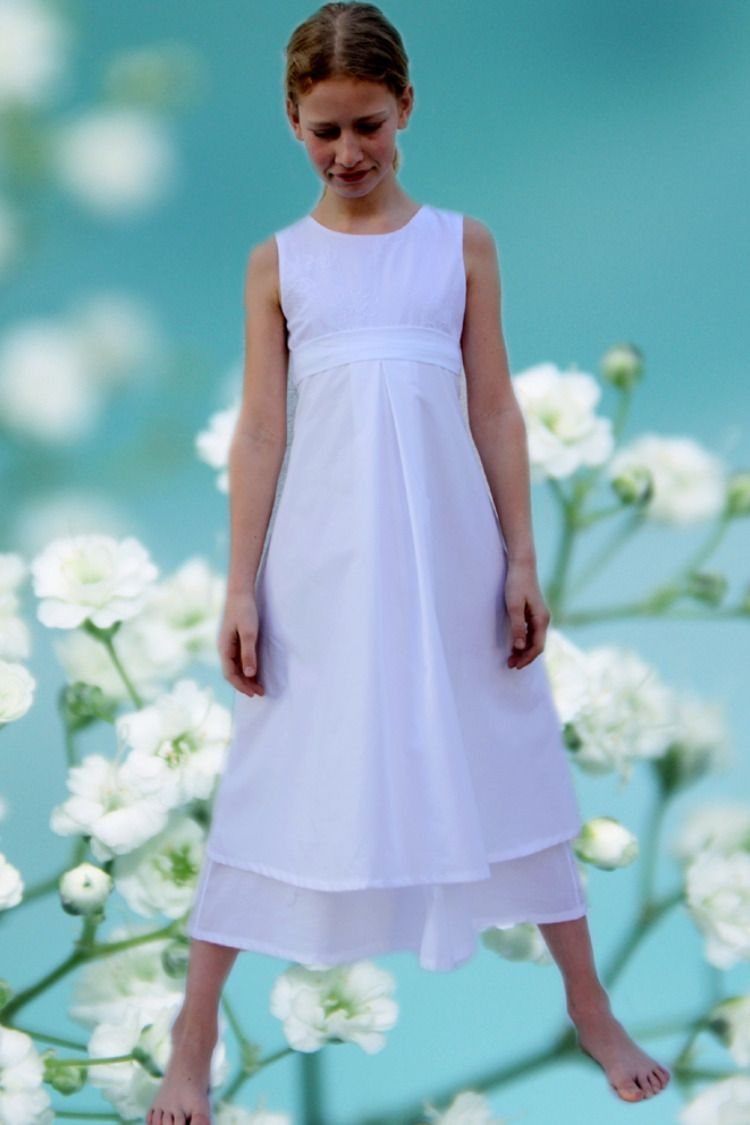 weiße festliche kleider