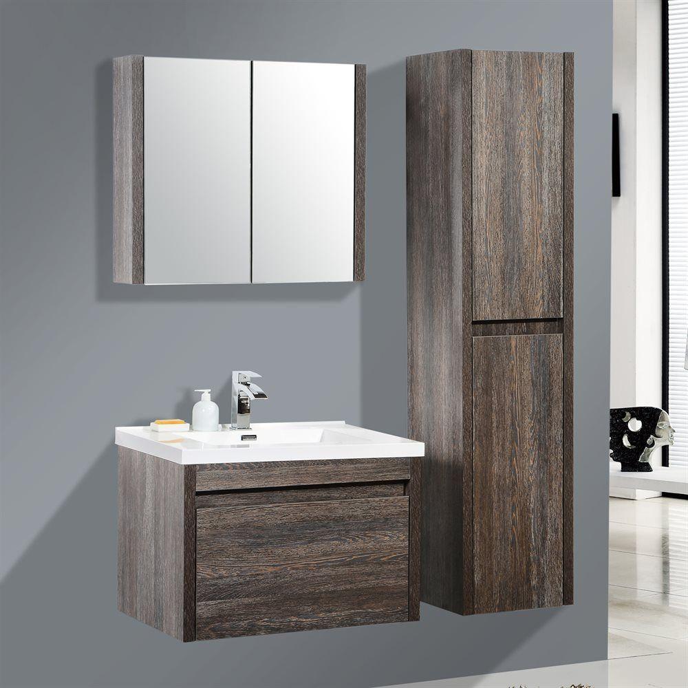Shop Golden Elite La30 Labrador 30 In Bathroom Vanity Set At