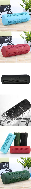 Bluetooth Speaker Waterproof Wireless Connection Portable Speaker Phone Connection Speaker Robot Speaker for iPhone Xiaomi T2