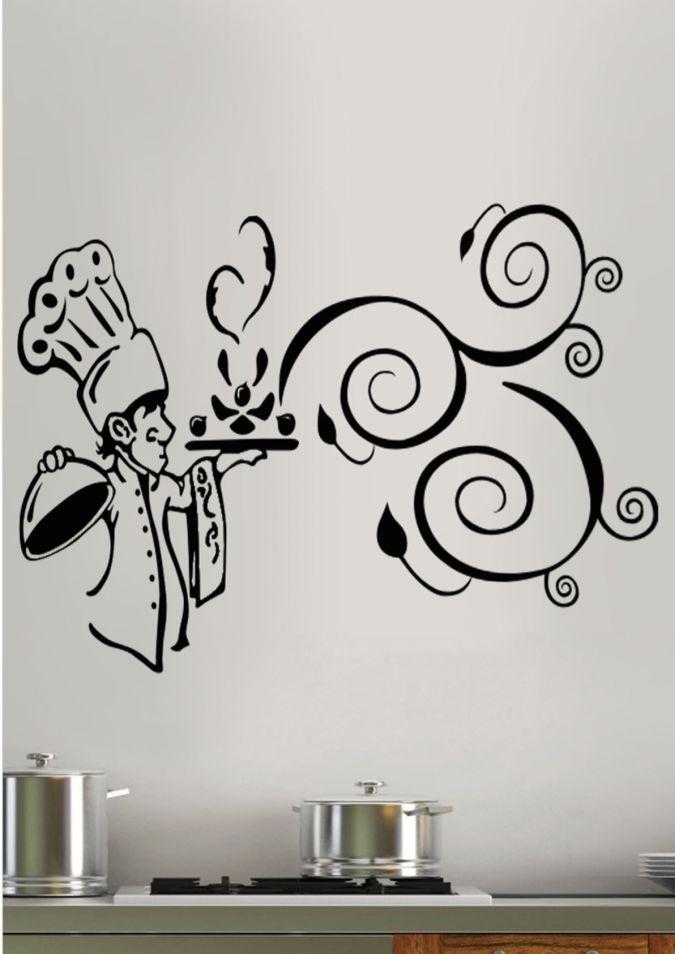 Wall Tattoo Kitchen Kitchen Sayings Funny Dining Decoration Kitchen Tattoo Sticker