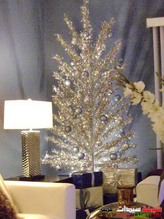 شجرة عيد الميلاد 2020 شجرة كريسماس 2020 زينة اشجار الكريسماس 2020 Christma Aluminum Christmas Tree Christmas Tree Decorating Themes Silver Christmas Tree