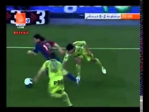 اجمل هدف في مسيرة مسي Lionel Messi