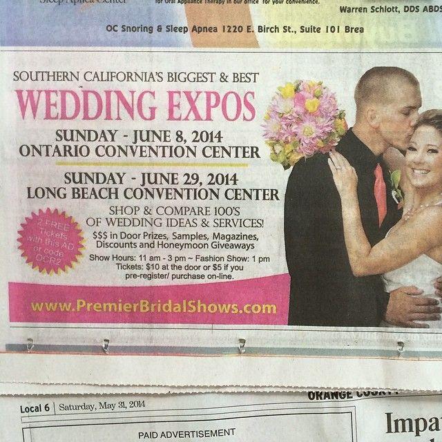 Bridal Shows in California