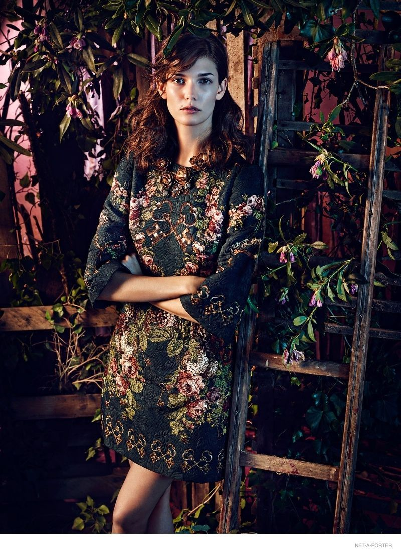 Kendra Spears Models Romantic Bohemian Styles for The Edit Shoot,#bohemian