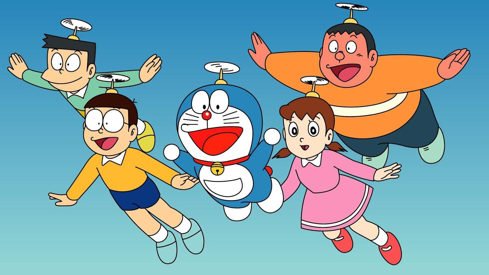 Wallpaper Doraemon Keren Gambar Doraemon Lucu Dan Imut