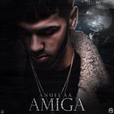 Hip hop · Anuel AA - Amiga - http://www.labluestar.com/anuel