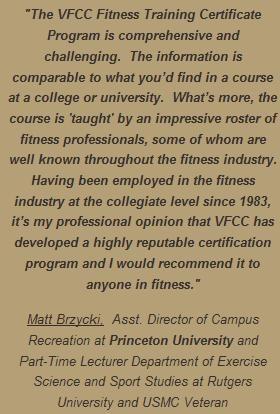 Veterans Fitness Career College: Academic Partners   Fitness