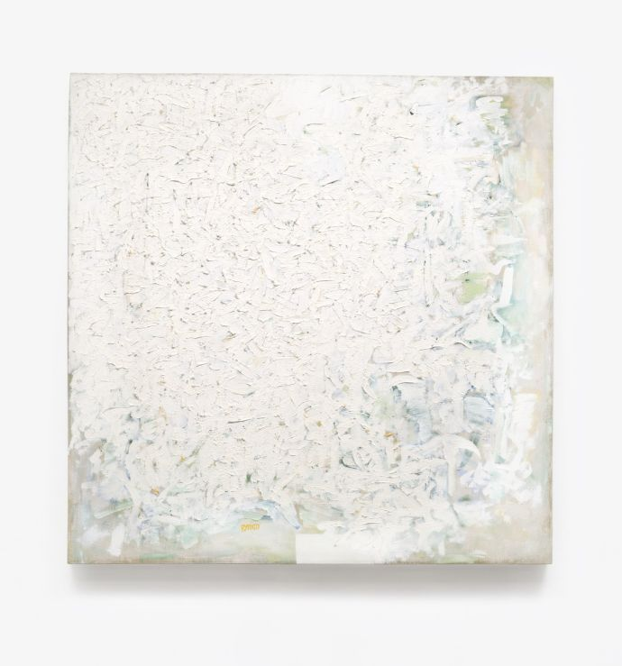 Robert Ryman's Shades of White #shadesofwhite