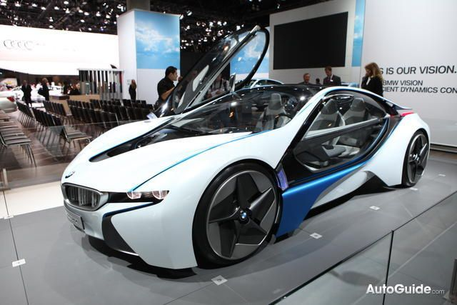 Bmw New Super Car With Images Bmw Cars Electric Sports Car