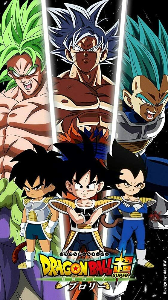 ドラゴンボールスーパー ブロリーフルムービーhd Anime Dragon Ball Super Dragon Ball Goku Dragon Ball Super Goku