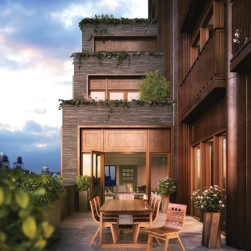 Terrace Garden Apartments: Residences - 210 WEST 77TH
