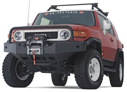 Warn toyota fj cruiser front back with warn front fj cruiser warn toyota fj cruiser front back with warn front fj cruiser bumper and warn powerplant sciox Images