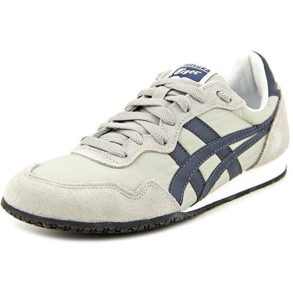 7db466ba800e Onitsuka Tiger by Asics Serrano Women Sneakers ( 38) ❤ liked on Polyvore  featuring shoes